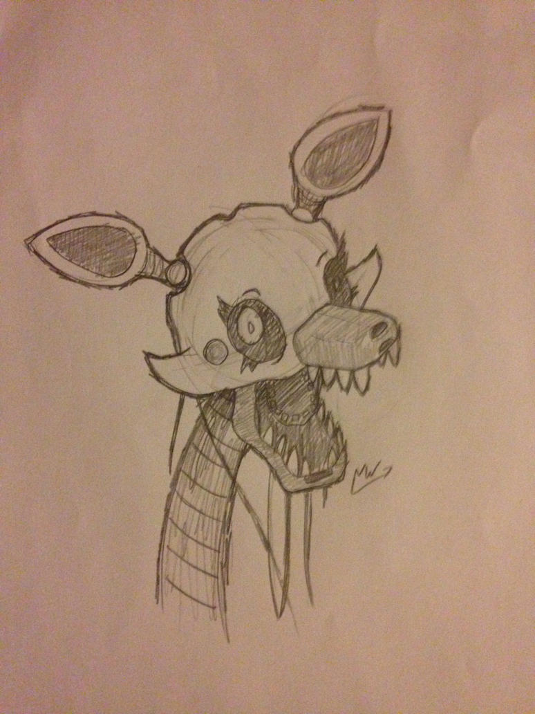 The Mangle by lonly-chibi-dragon