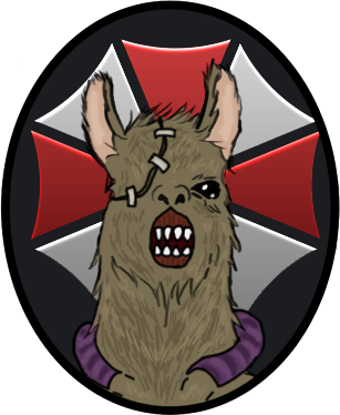 Nemesis Llama by Yeti112