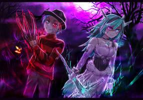 Sinister Spirits by Yuseiran