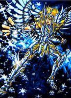 Cygnus hyoga by robersilva
