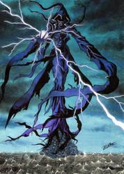 Dark storm by robersilva