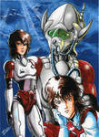 Robotech Southern Cross - Marie Crystal