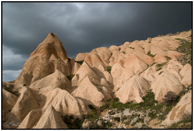 Cappadoce - 1 by Fibo22