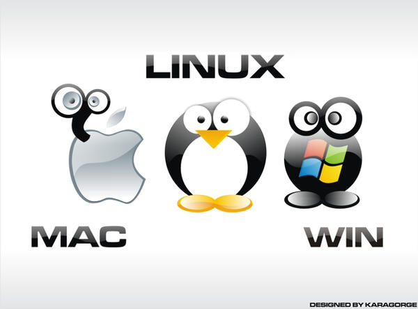 MAC - WIN - LINUX by karagorge