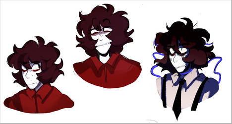 Oh yeah the edgelord's expressions