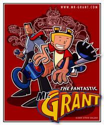 The FANTASTIC Mr. Grant