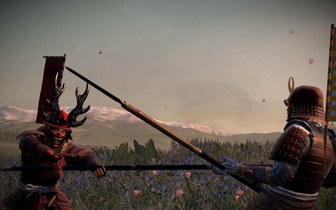 single strike - total war shogun 2 wallpaperraevon97 on deviantart
