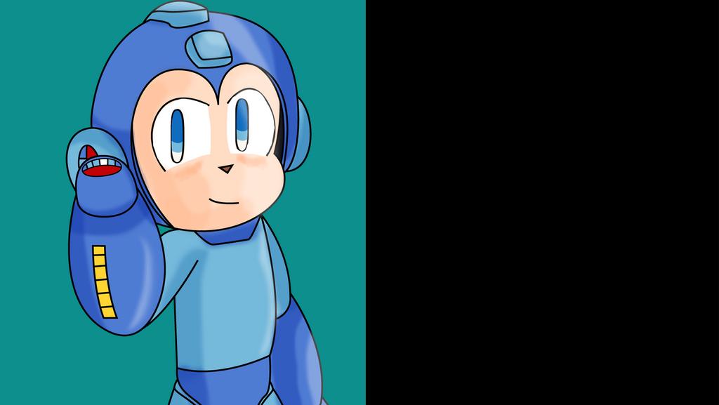 Megaman Thumbnail by Jpolte