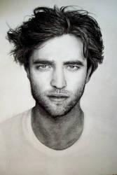 Robert Pattinson by DeniseEsposito