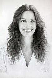 Julia Roberts by DeniseEsposito