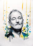 Bill Murray by DeniseEsposito