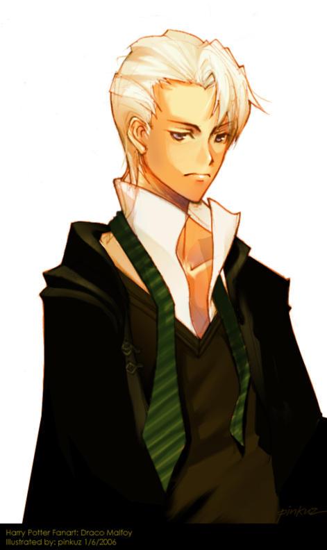 FANART: Harry Potter - Malfoy by pinkuz