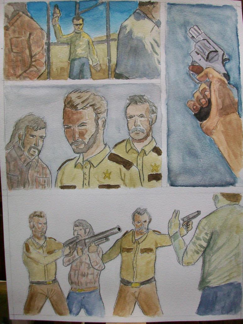 ChristopheVH's Sketchbook