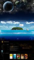 Depthskins by depthskins by designerscouch