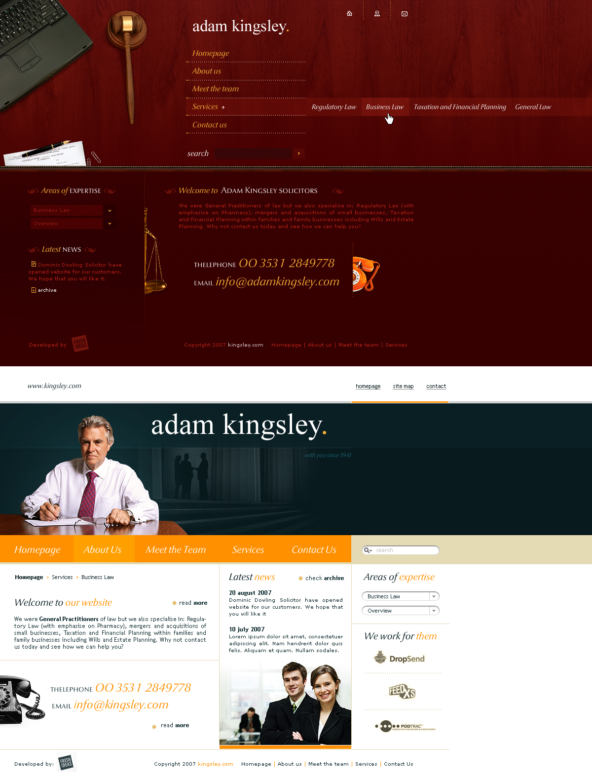 law sites by bratn