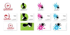 Grafikarna logo ideas by dzuro