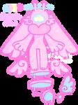 [ CUSTOM SAIISNAIL ] Angelic Alien