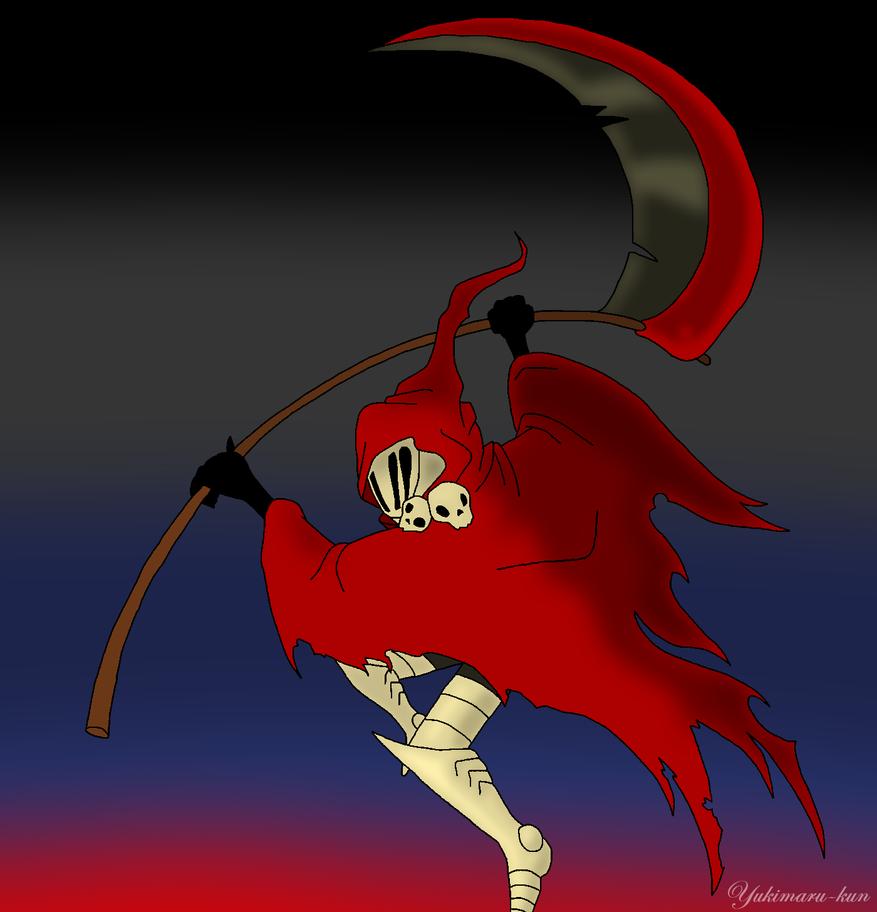 The Apparition by Yukimaru-kun