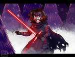 YOUTUBE VIDEO: Remaking old star wars art