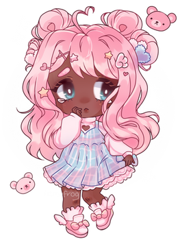 [CM] Strawberry cupcakes