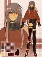 [OC] dainty MYO - belt man by pictorch