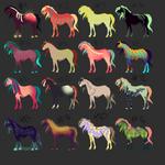Mystery Horse Adoptables!