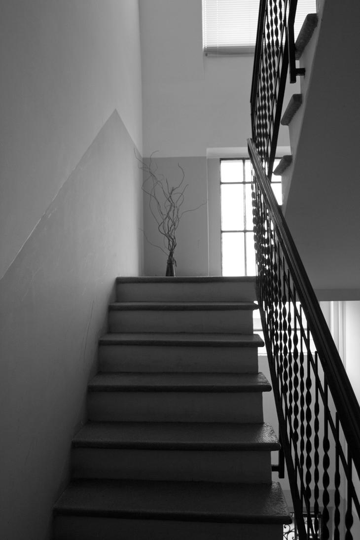 Home stairs by Martigot