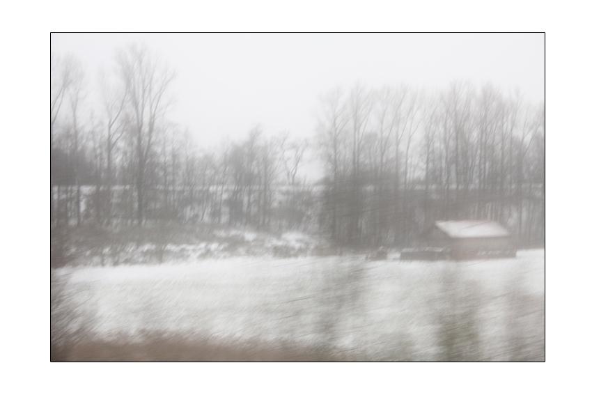 A winter by Martigot