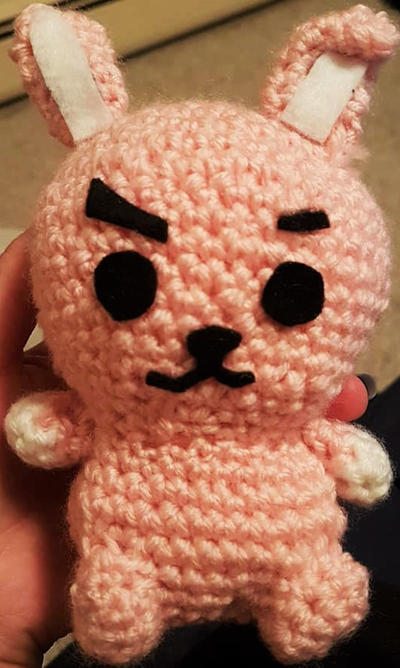 Cooky BT21 Crochet Pattern | ARMY's Amino | 668x400