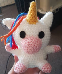 Unicorn by Fullmetalwinry