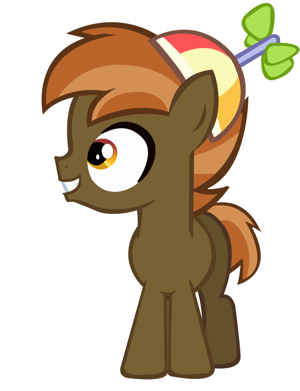 Excited Button Mash Vector by KyoshiTheBrony on DeviantArt