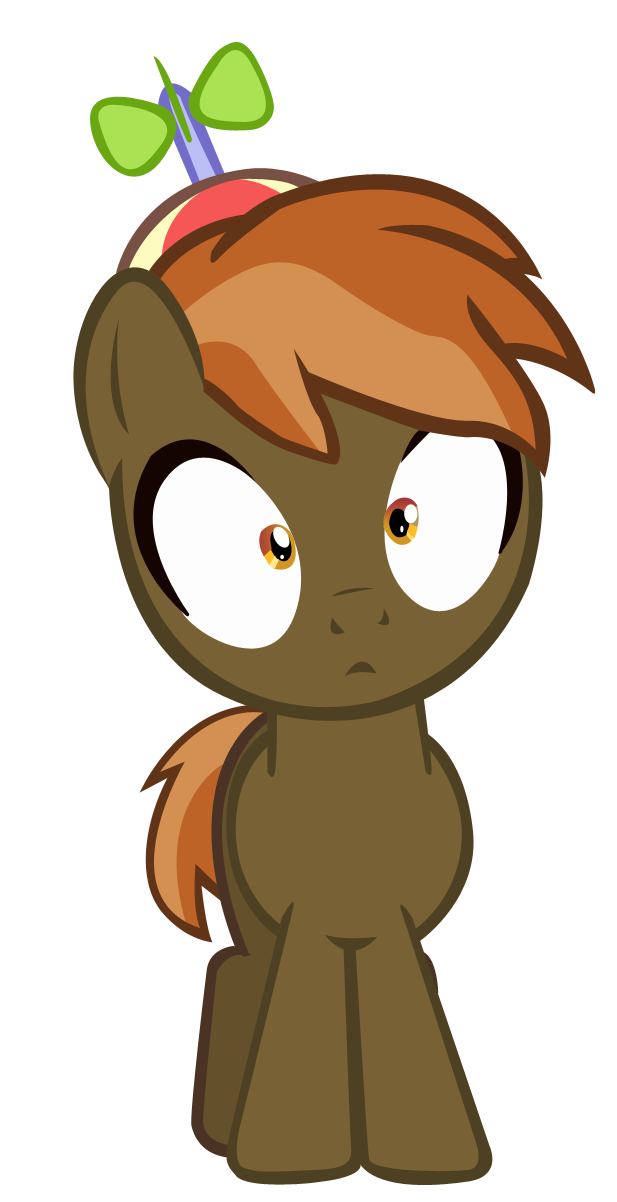 Shocked Button Mash Vector by KyoshiTheBrony on DeviantArt