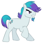 Random Pony Vector (Mane Cutter?)
