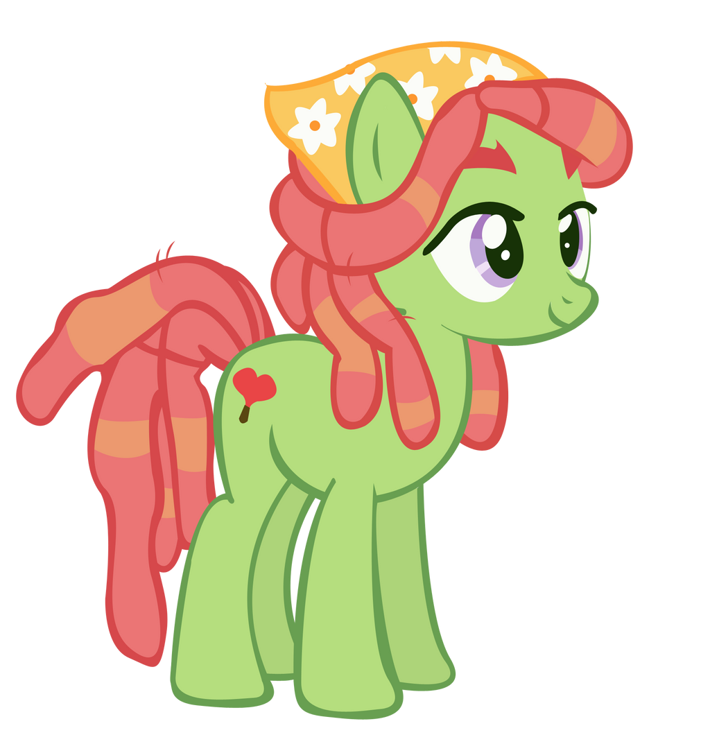 Tree Hugger Vector 1 (MLP FiM) by KyoshiTheBrony on DeviantArt