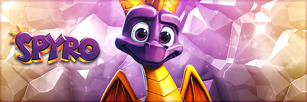 Spyro the Dragon Signature by KyoshiTheBrony