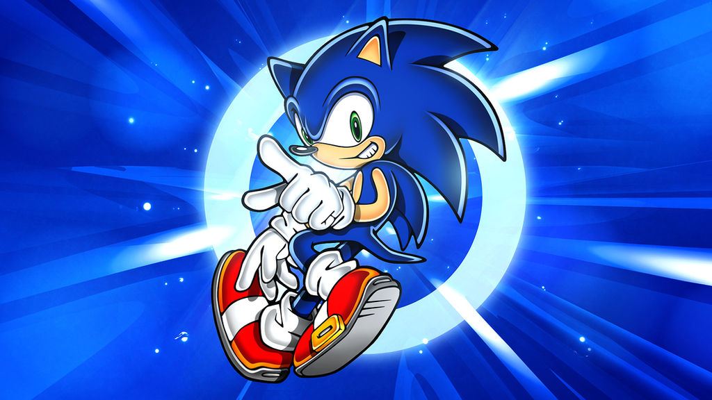 Sonic The Hedgehog Wallpaper Request 1080p By Kyoshithebrony On