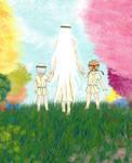 Walking in the Eden