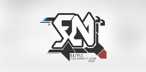 logotype GAZPLE by GAZPLE3