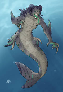 Mermay Deathclaw