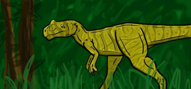 Carnosaur by Clonehunter
