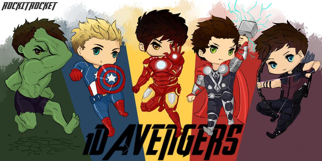 1D Avengers