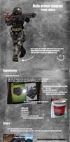 Spartan Shoe Tutorial