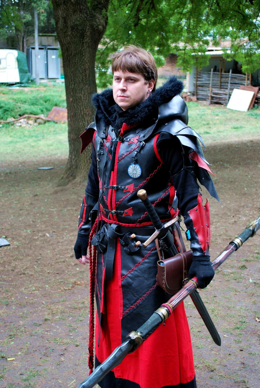 War priest armor - I by ilK4pp4