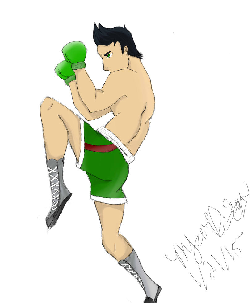 Little Mac by mysd7