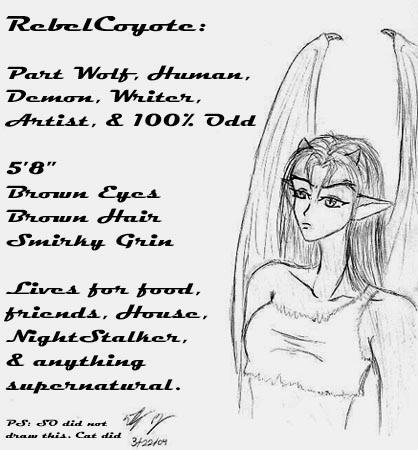 RebelCoyote's Profile Picture