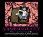 Traveling Light by blah1200