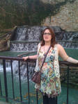 Me And The Riverwalk by blah1200