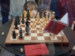 Sherlock Holmes Exhibit 2015- Chess board #1 by blah1200
