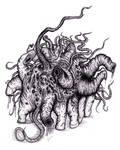 Lovecraft - Creature of Dunwich