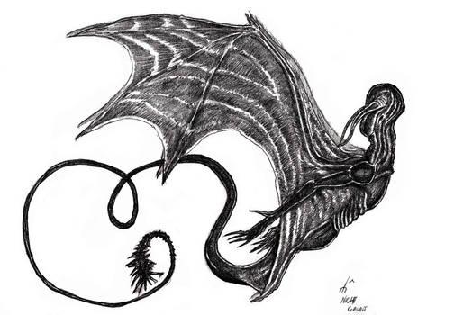 Lovecraft - Nightgaunt